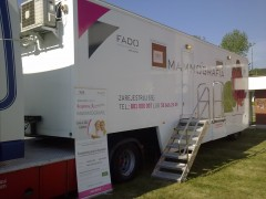 Zaproszenie na mammografię