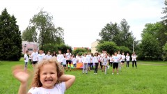 #GaszynChallenge wSOS Wiosce Dziecięcej