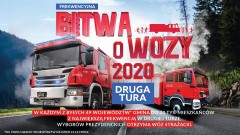 """II tura """"Bitwy owozy"""". Do województwa lubelskiego trafi 5 wozów strażackich"""