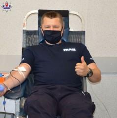 Krwiodawcy zpomocą dla pani Aliny