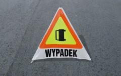 Nieletni ofiarami wypadków drogowych