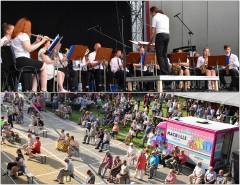 Letni koncert orkiestry