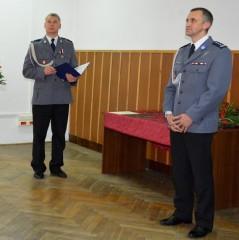 Pochodzący zBiłgoraja policjant otrzymał nominację generalską
