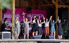 Rozpoczął się 10. Exodus Młodych. Tym razem na terenie powiatu biłgorajskiego