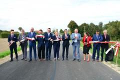 Mieszkańcy trzech gmin mogą korzystać znowych dróg