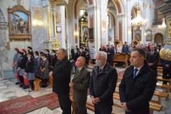 Uroczystości upamiętniające wydarzenia wBramie Korchowskiej