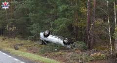 26-latek zginął wwypadku na drodze Biłgoraj - Smólsko [AKTUALIZACJA]