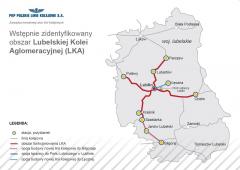 Konsultacje społeczne PKP PLK S.A. dotyczące m.in. planowanej linii kolejowej Szastarka - Biłgoraj