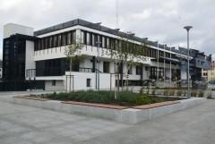 Burmistrz dziękuje za inwestycję, która zmieniła Śródmieście Biłgoraja