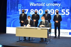 Umowa na przebudowę drogi wojewódzkiej Nr 835 podpisana