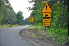 Mieszkańcy powiatu doczekają się przebudowy drogi na Zamość?