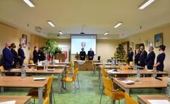 Przedświąteczne spotkanie radnych Rady Powiatu