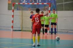 Halowy turniej piłki nożnej młodzików