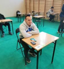 """Uczeń """"Budowlanki"""" wfinale Olimpiady Wiedzy iUmiejętności Budowlanych"""