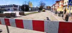 Prace na Placu Wolności potrwają do końca miesiąca