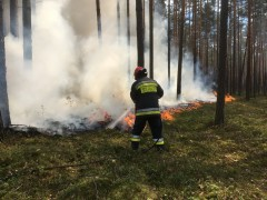 14 pożarów wciągu 3 dni