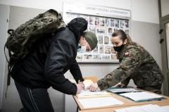 Blisko 100 żołnierzy rezerwy zasiliło szeregi 2 LBOT