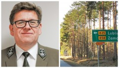 Nadleśniczy odpowiada na pismo burmistrza wsprawie lasu