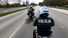 Motocykliści wyjechali na drogi. Policja apeluje orozsądek