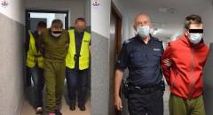 25-latek napadnięty, pobity iokradziony. Sprawcy trafili już do aresztu