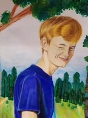 Uśmiech na rysunkach