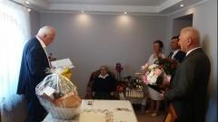 Jubileusz 100-lecia urodzin mieszkanki Chmielka