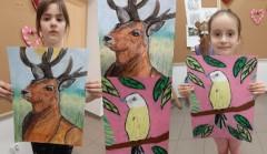 Piękno natury wujęciu młodych artystek