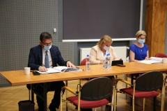 Burmistrz Łukasik jednogłośnie uzyskał absolutorium