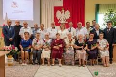 Jubileusz 50-lecia pożycia małżeńskiego wTereszpolu