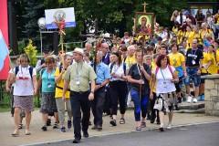 Pielgrzymi zBiłgoraja wyruszyli na szlak