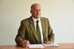 Zmiana na stanowisku nadleśniczego Nadleśnictwa Biłgoraj