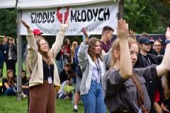 Wystartował Exodus Młodych wGórecku Kościelnym