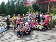 Aktywni seniorzy zKorczowa iOkrągłego