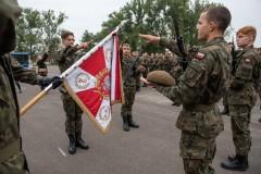 Przysięga terytorialsów ipiknik historyczno-wojskowy