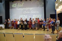 45 lat Tarnogrodzkiego Klubu Seniora