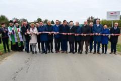 Otwarcie ciągu dróg powiatowych wWólce Czernięcińskiej