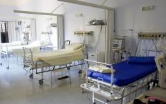 870 pacjentów na łóżkach covidowych, wtym 54 na łóżkach respiratorowych