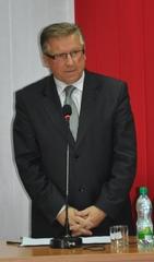 Klecha nowym przewodniczącym Rady Miasta