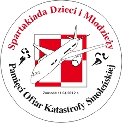 Zaproszenie na Spartakiadę Pamięci Ofiar Katastrofy Smoleńskiej