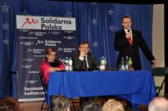 Ziobro, Kempa, Szeliga na spotkaniu zplantatorami tytoniu