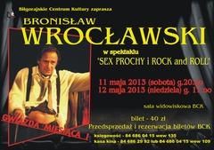 Sex, prochy irock&roll wBiłgorajskim Centrum Kultury