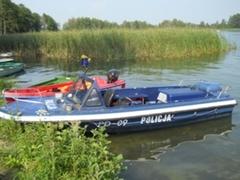 Policjanci uratowali życie tonącemu 16-latkowi