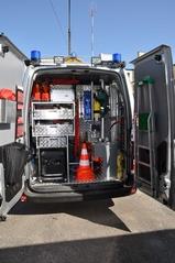 Nowy ambulans pogotowia ruchu drogowego