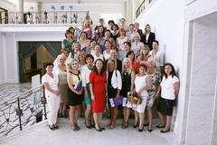 Przedstawicielki powiatu na Forum Kobiet Solidarnej Polski