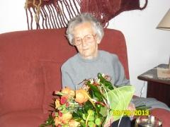 Setne urodziny mieszkanki Biłgoraja