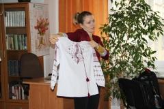 Studenci zUkrainy iBrazylii wLO im. ONZ