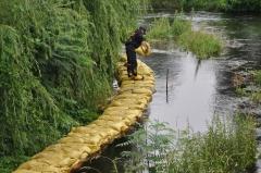 Powiat zagrożony powodzią?