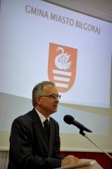 Oświadczenie burmistrza Janusza Rosłana