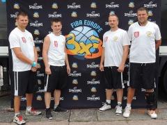 Biłgorajanie na mistrzostwach Polski wkoszykówce ulicznej