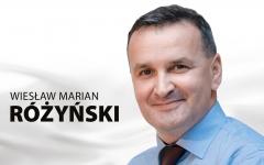Wiesław Różyński nadal wójtem gminy Biłgoraj